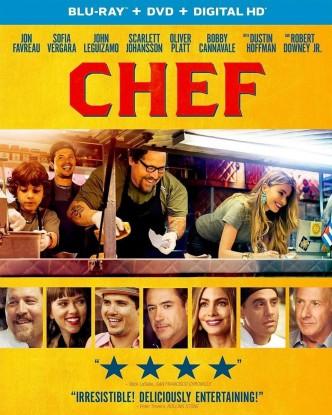 Повар на колёсах / Chef (2014): постер