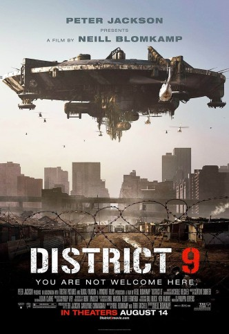 Район № 9 / District 9 (2009): постер