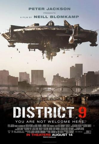 Район № 9 / District 9 (2009): постер
