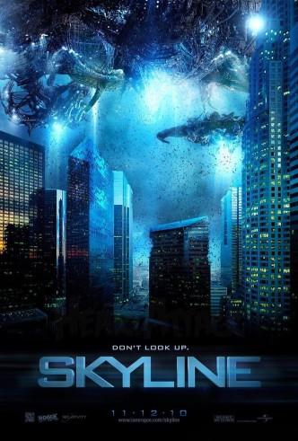 Скайлайн / Skyline (2010): постер