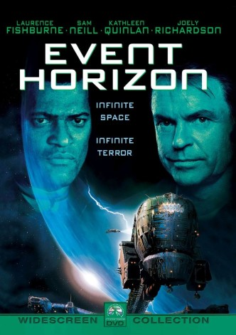 Сквозь горизонт / Event Horizon (1997): постер