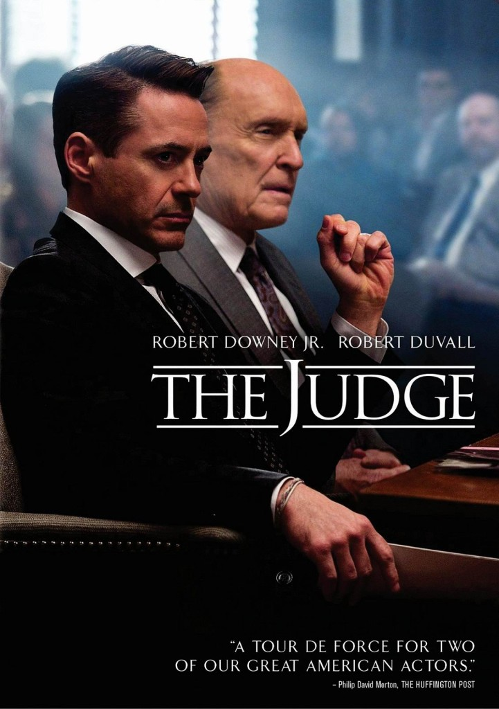 Судья / The Judge (2014): постер