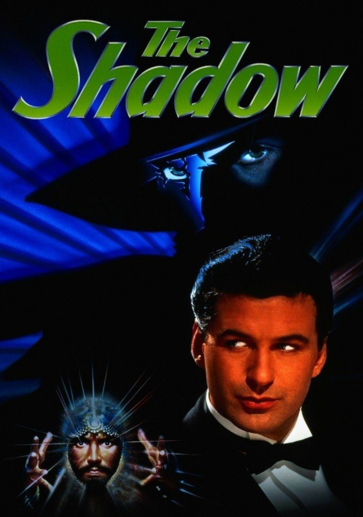 Тень / The Shadow (1994): постер