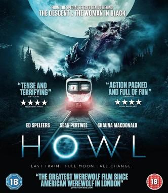 Вой / Howl (2015): постер