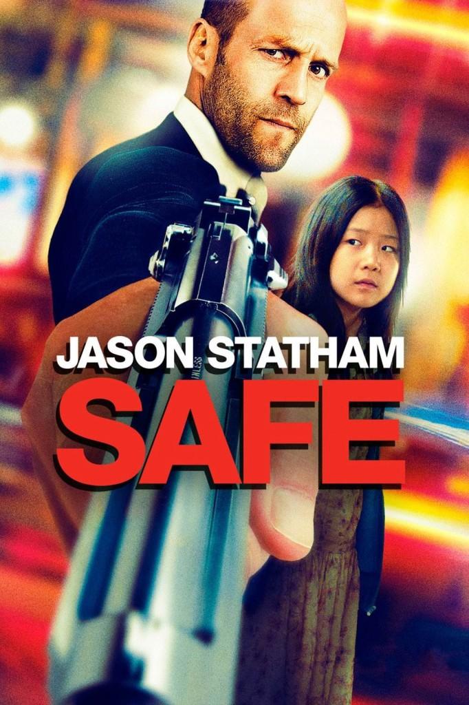 Защитник / Safe (2012): постер