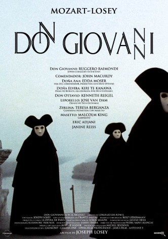 Дон Жуан / Don Giovanni (1979): постер