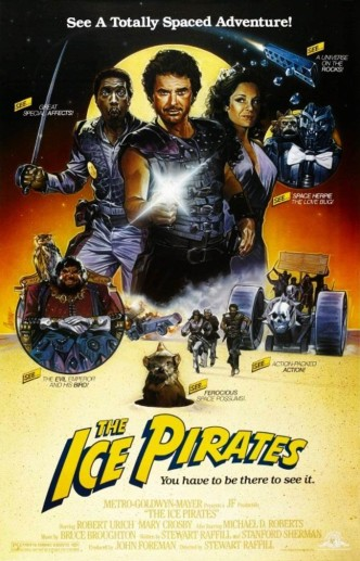 Ледяные пираты / The Ice Pirates (1984): постер