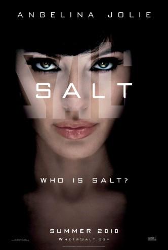 Солт / Salt (2010): постер