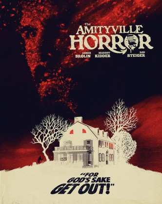 Ужас Амитивилля / The Amityville Horror (1979): постер