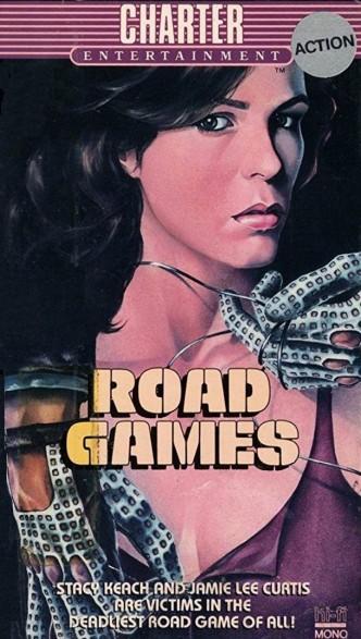Дорожные игры / Roadgames (1981): постер