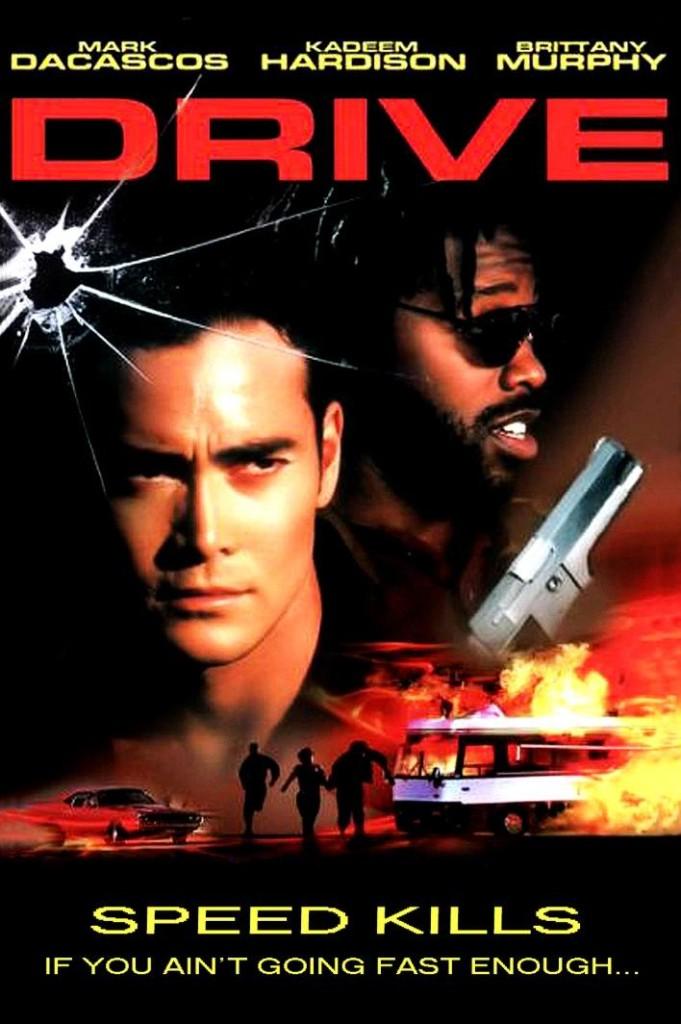 Драйв / Drive (1997): постер