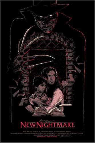 Кошмар на улице Вязов 7: Новый кошмар / New Nightmare (1994): постер