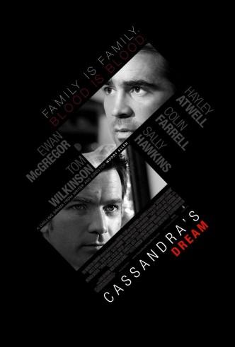 Мечта Кассандры / Cassandra's Dream / Le rêve de Cassandre (2007): постер
