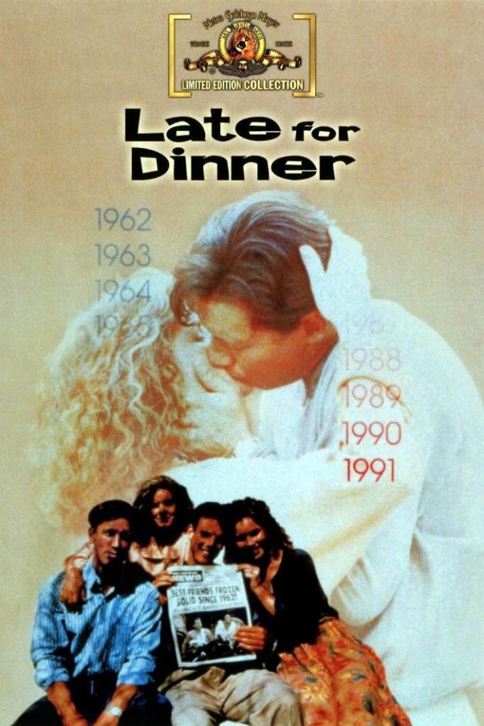 Опоздавшие к обеду / Late for Dinner (1991): постер