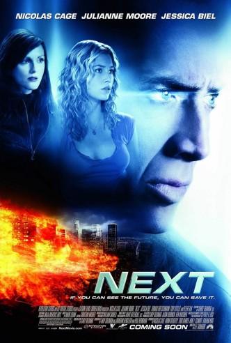 Пророк / Next (2007): постер