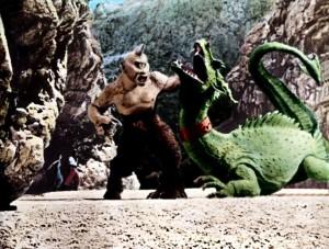 Седьмое путешествие Синдбада / The 7th Voyage of Sinbad (1958): кадр из фильма