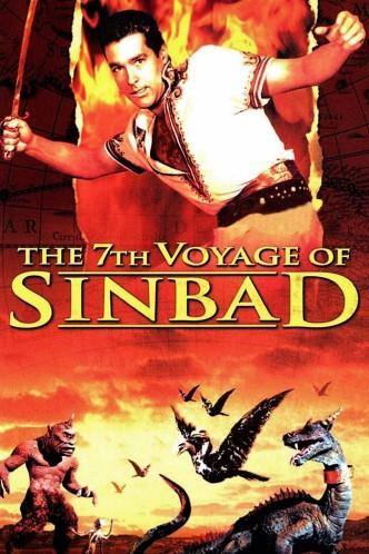 Седьмое путешествие Синдбада / The 7th Voyage of Sinbad (1958): постер