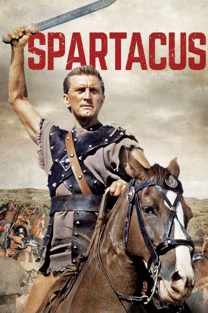Спартак / Spartacus (1960): постер
