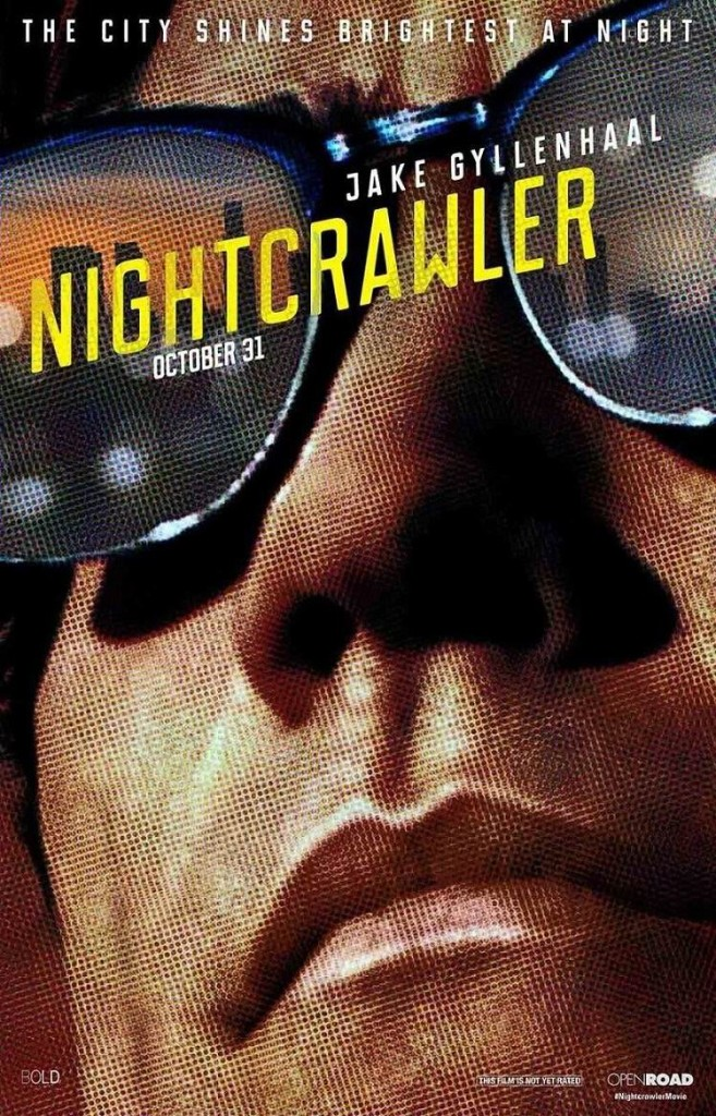 Стрингер / Nightcrawler (2014): постер