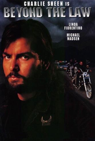 В погоне за тенью / Beyond the Law (1993): постер