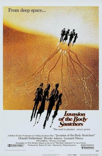 Вторжение похитителей тел / Invasion of the Body Snatchers (1978): постер