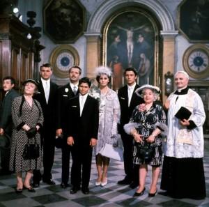Брак по-итальянски / Matrimonio all'italiana / Mariage à l'italienne (1964): кадр из фильма
