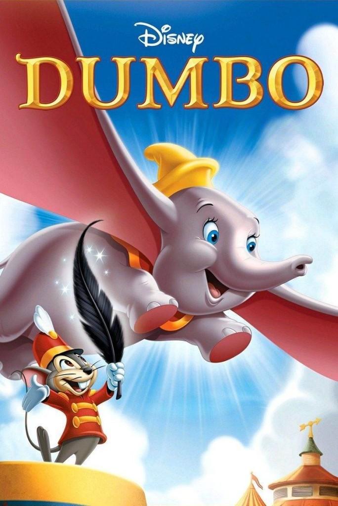 Дамбо / Dumbo (1941): постер