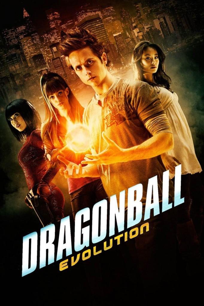 Драконий жемчуг: Эволюция / Dragonball Evolution (2009): постер