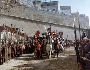 Эль Сид / El Cid (1961): кадр из фильма