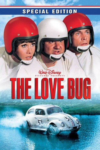 Фольксваген-жук / The Love Bug (1968): постер