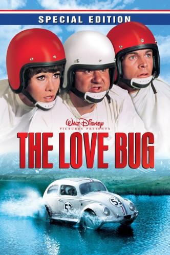 Фольксваген-жук / The Love Bug (1968): постер