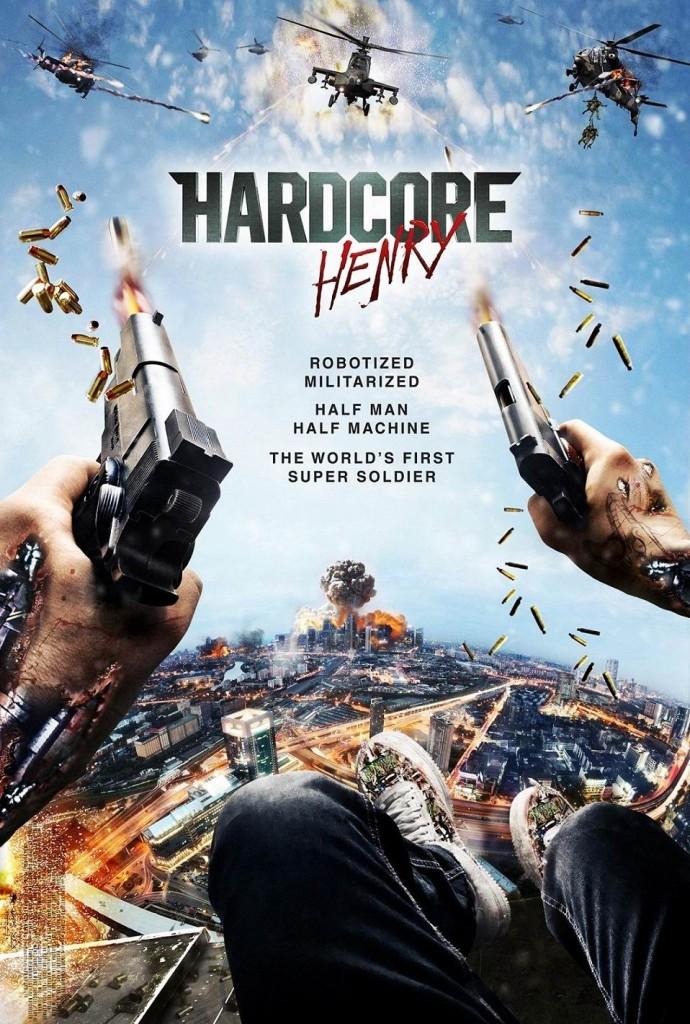 Хардкор / Hardcore Henry (2015): постер