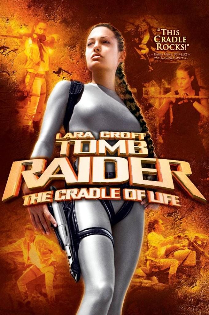 Лара Крофт – расхитительница гробниц 2: Колыбель жизни / Lara Croft Tomb Raider: The Cradle of Life / Lara Croft – Tomb Raider: Die Wiege des Lebens (2003): постер