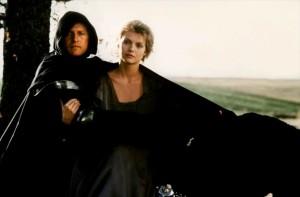 Леди-ястреб / Ladyhawke (1985): кадр из фильма