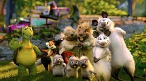 Лесная братва / Over the Hedge (2006): кадр из фильма