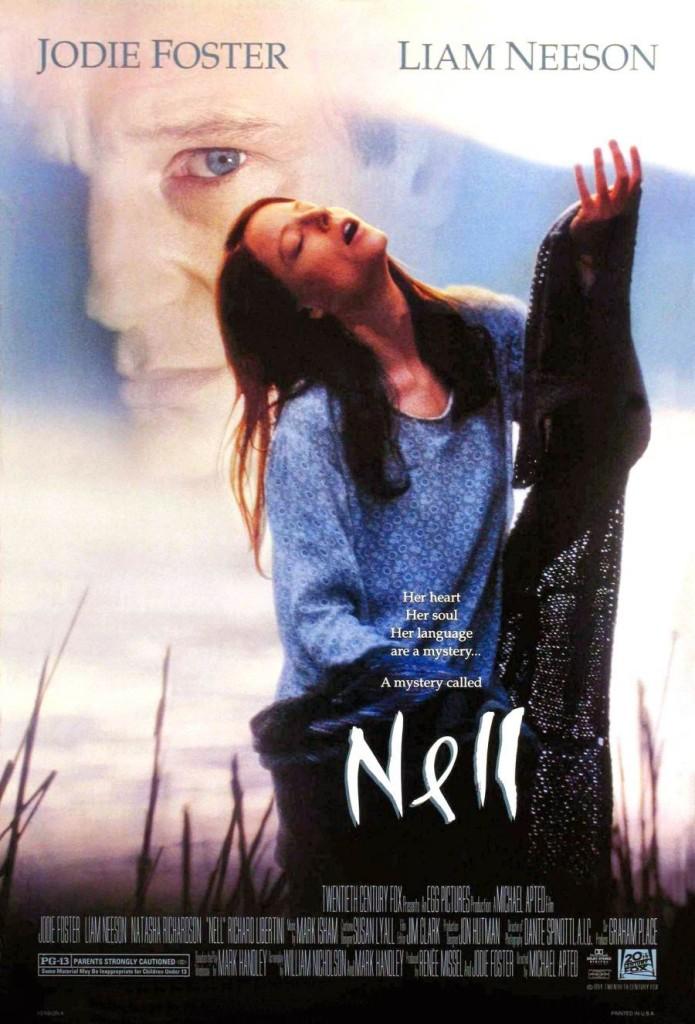 Нелл / Nell (1994): постер