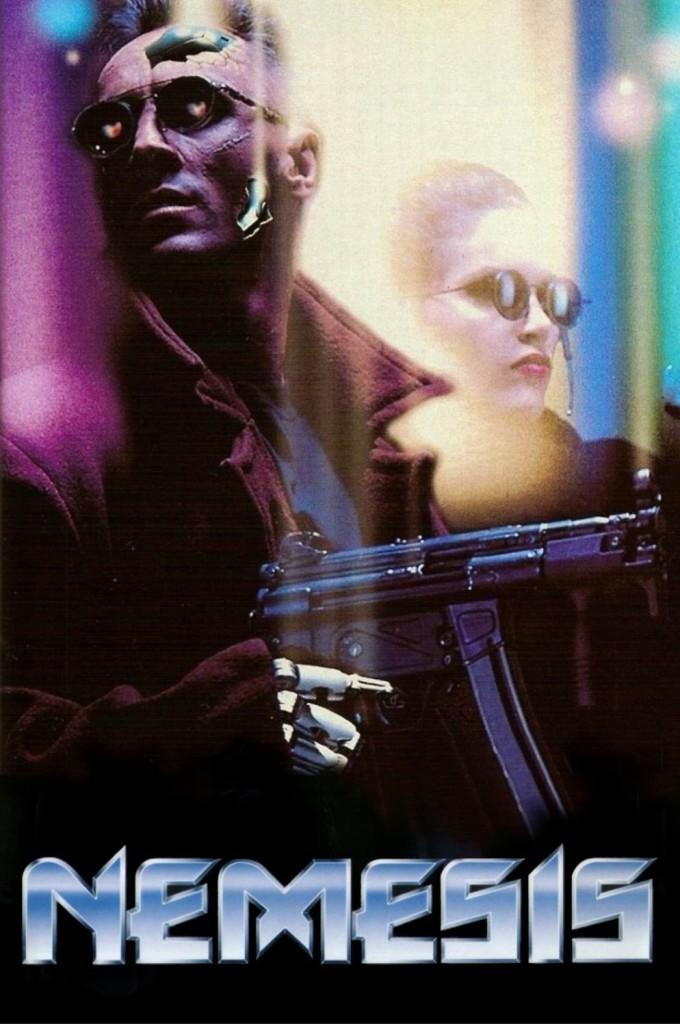 Немезида / Nemesis (1992): постер