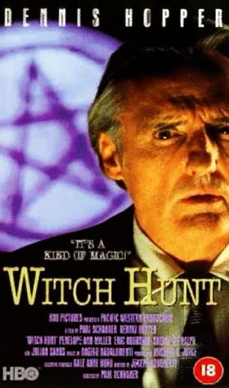 Охота на ведьм / Witch Hunt (1994) (ТВ): постер