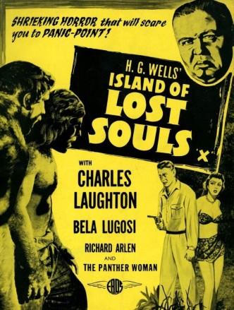 Остров потерянных душ / Island of Lost Souls (1932): постер