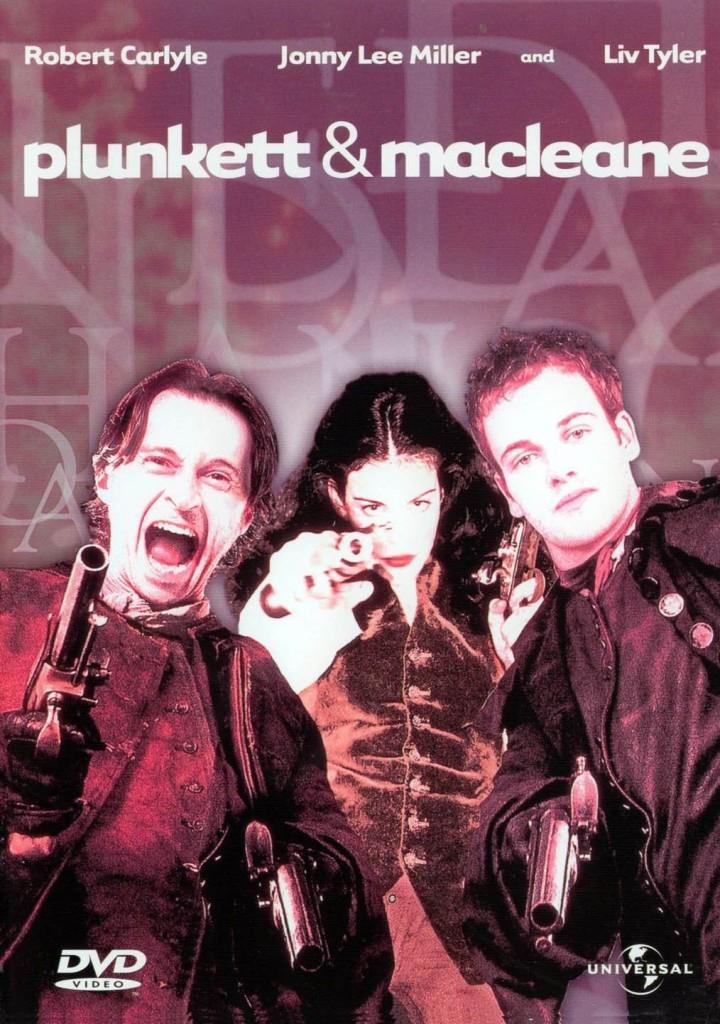 Планкетт и Маклейн / Plunkett & Macleane (1999): постер