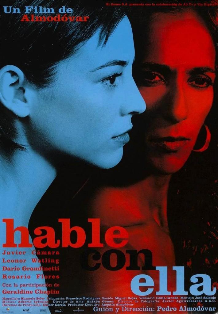 Поговори с ней / Hable con ella (2002): постер