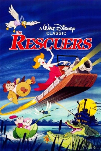 Спасатели / The Rescuers (1977): постер