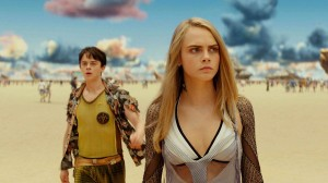 Валериан и город тысячи планет / Valérian et la cité des mille planètes / Valerian and the City of a Thousand Planets (2017): кадр их фильма