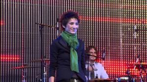 Зелёный театр в Земфире / Zelyonyy teatr v Zemfire (2008): кадр из фильма