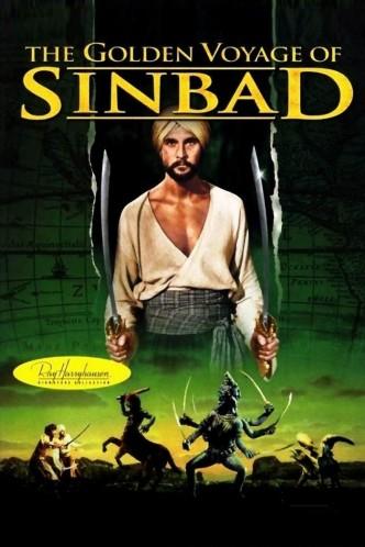 Золотое путешествие Синдбада / The Golden Voyage of Sinbad (1973): постер