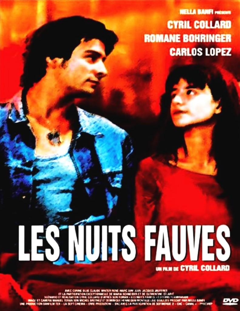 Дикие ночи / Les nuits fauves / Notti selvagge (1992): постер
