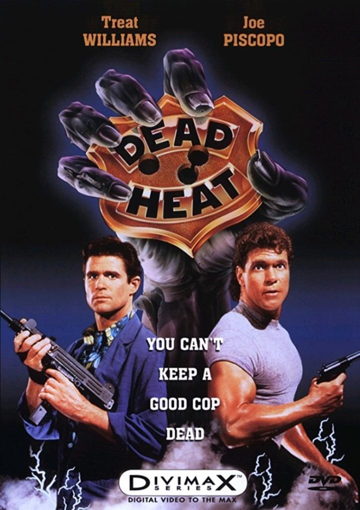 Мёртвый полицейский / Dead Heat (1988): постер