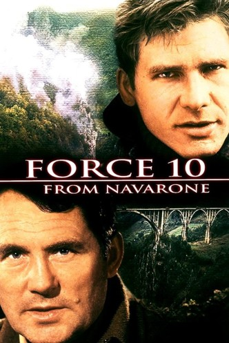 Отряд 10 из Наварона / Force 10 from Navarone (1978): постер