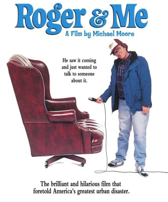 Роджер и я / Roger & Me (1989): постер