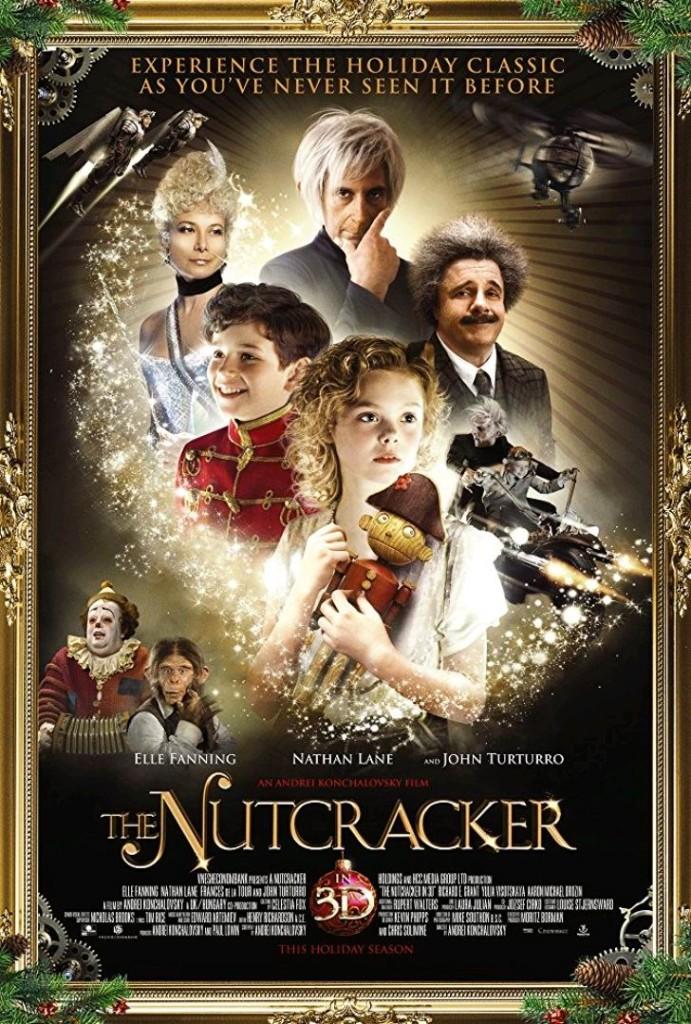 Щелкунчик и Крысиный король / The Nutcracker in 3D (2010): постер
